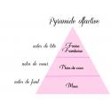 Histoire romantique - Fondant parfumé naturel pas cher