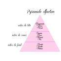 Santorin je t'aime 17GR - Fondant naturel parfumé aux fragrances de Grasse