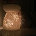 Pluie d'étoiles - Brule parfum blanc - Selmaya bougies