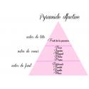 La parisienne - Fondant parfumé naturel - pièce