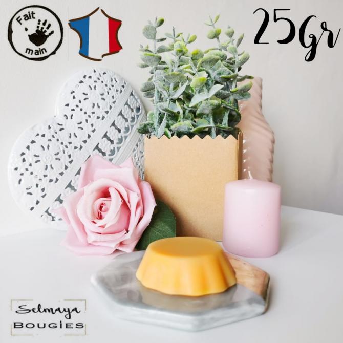 L'oriental 25gr Fondant bougie parfumé naturel selmaya bougies