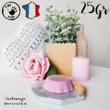 Patchouli de Malaisie - 25gr de fondant parfumé végétal coulé à la main