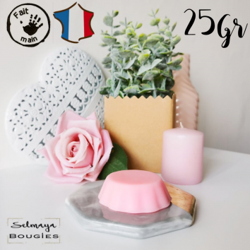 Fraîcheur du linge 25gr - Selmaya bougies - Fondant parfumé artisanal