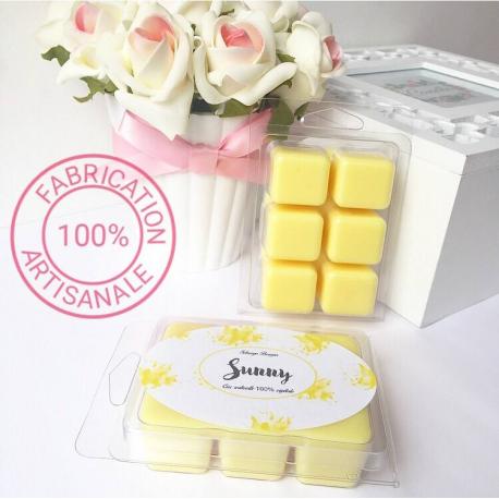 Tablette parfumée naturelle Sunny