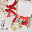 Dupe - Coffret de fondants parfumés naturels - Selmaya bougies