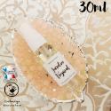 Jardin tropical / Spray parfumé naturel pour linge de maison