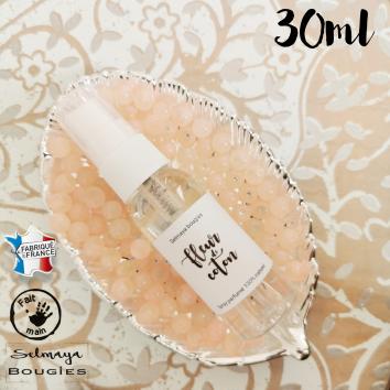 Fleur de coton 30ml - Spray parfumé naturel pour linge de maison