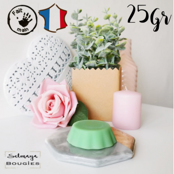 Washing - Tartelette parfumée naturelle type lessive
