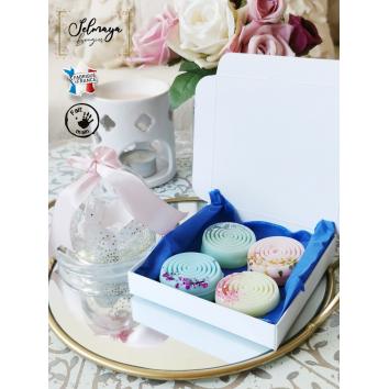 Sweet home - Fondants parfumé aux senteur de type lessive