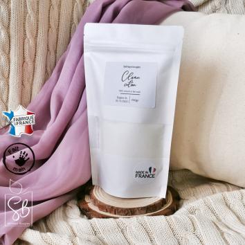 Clean coton - Poudre parfumée pour aspirateur
