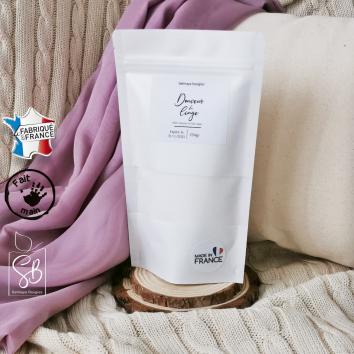 Douceur du linge - Poudre parfumée pour aspirateur made in France