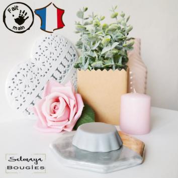 Maison propre - Tartelette parfumée naturel et fait main en France 25gr