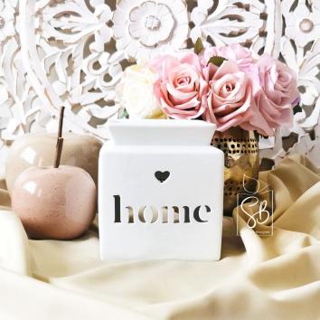 Home - Bruleur blanc pour fondant parfumé