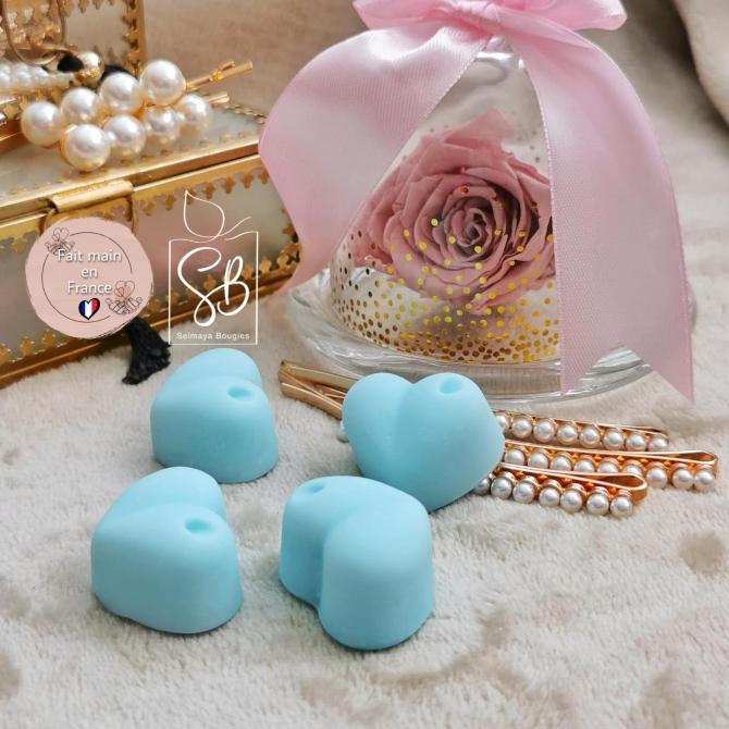 Fondants parfumés naturels - So clean - Selmaya bougies
