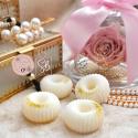 Clean coton - fondant parfumé à la cire végétale de colza