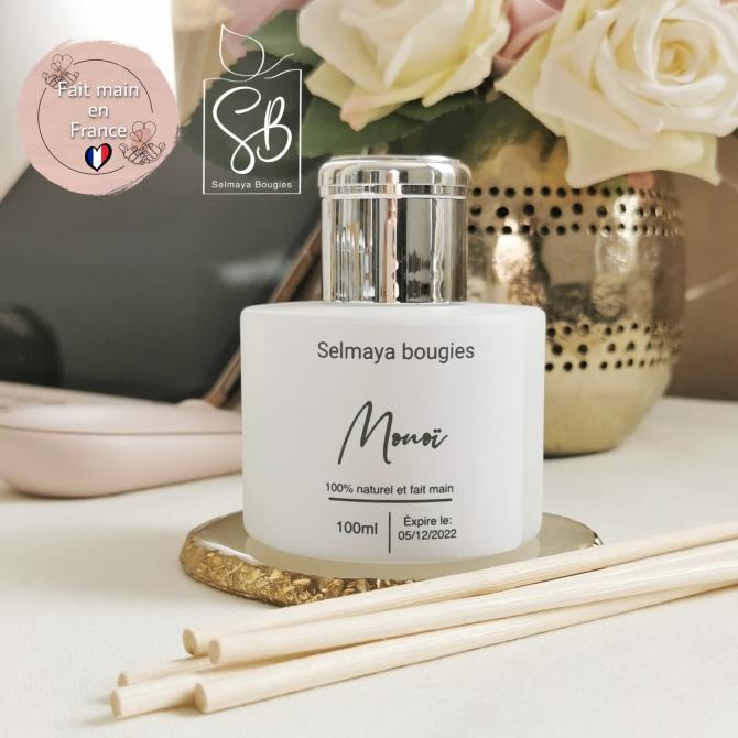 Monoï - Diffuseur de parfum naturel