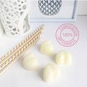 Fleur de coton - Fondants parfumés naturels - lot de 4