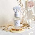 Musc poudrée - Spray parfumé pour textile - Fait main en France