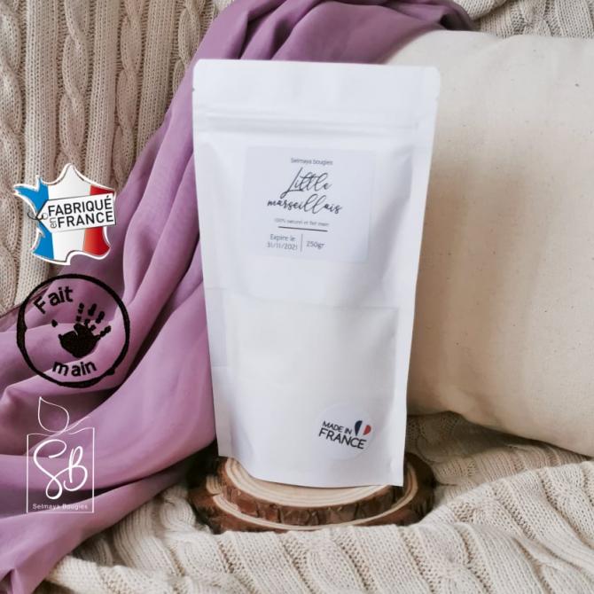 Little marseillais - Poudre parfumée pour aspirateur - parfume sans danger