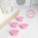 Kiss me - Fondants parfumés naturels - lot de 4